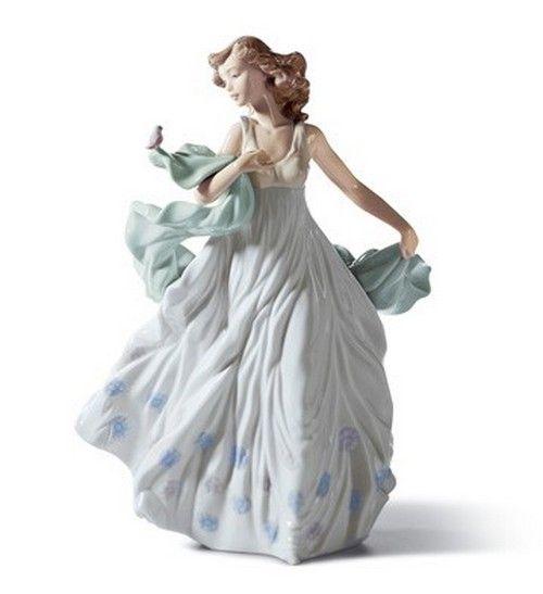 Lladro Figurines Summer Serenade