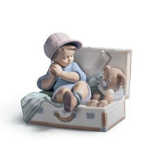 Lladro Figurines My Favourite Place