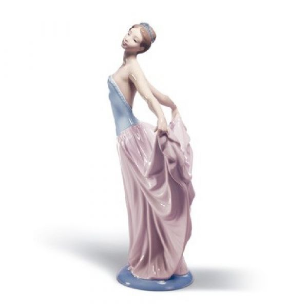 Lladro Figurines Dancer