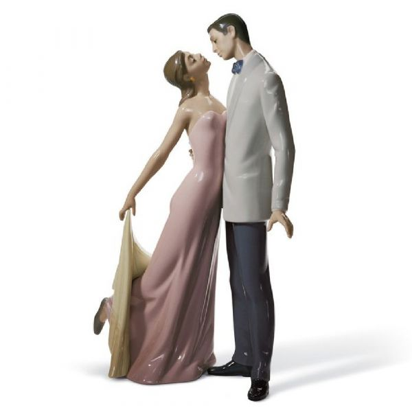 Lladro Figurines Happy Anniversary