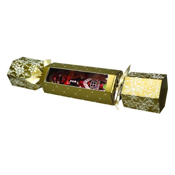 Tipperary Set 2 Decorations - Gingerbread Man & House (Cracker Box)