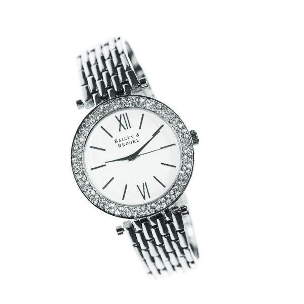 Bailey & Brooke Tempo Watch (Silver)