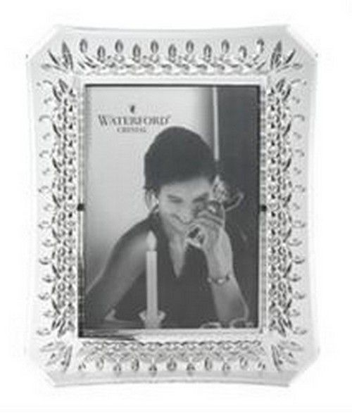 Waterford Crystal Lismore 8x10 Picture Frame