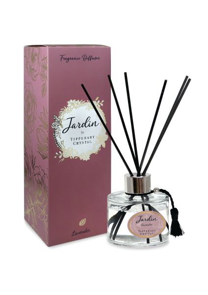 Tipperary Crystal Jardin Collection Lavender Diffuser