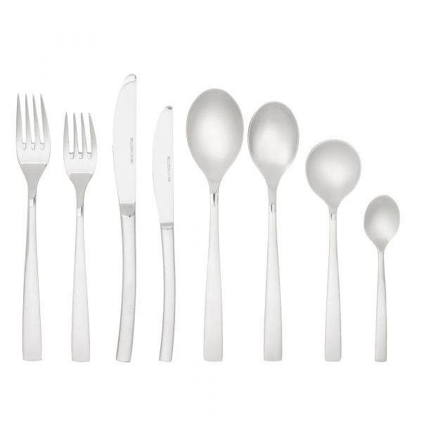 Belleek Living Eternal 44 Piece Cutlery Set
