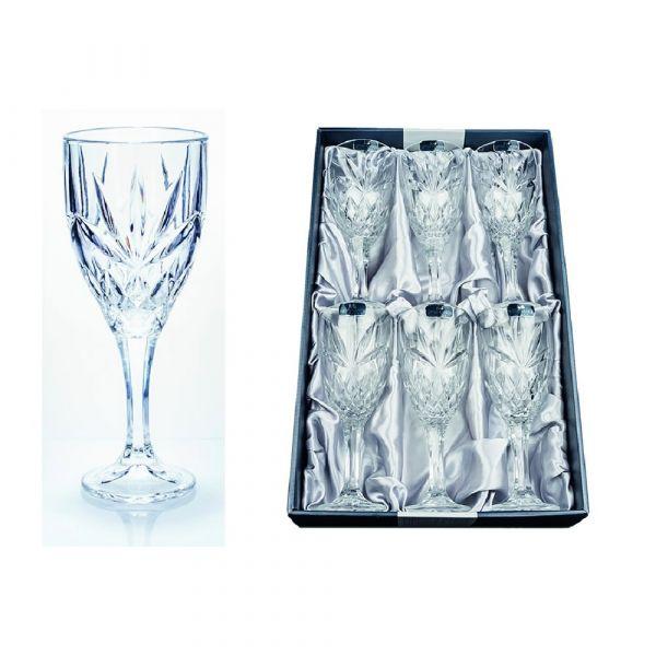 Newgrange Living Adare Wine Glasses (Set of 6)