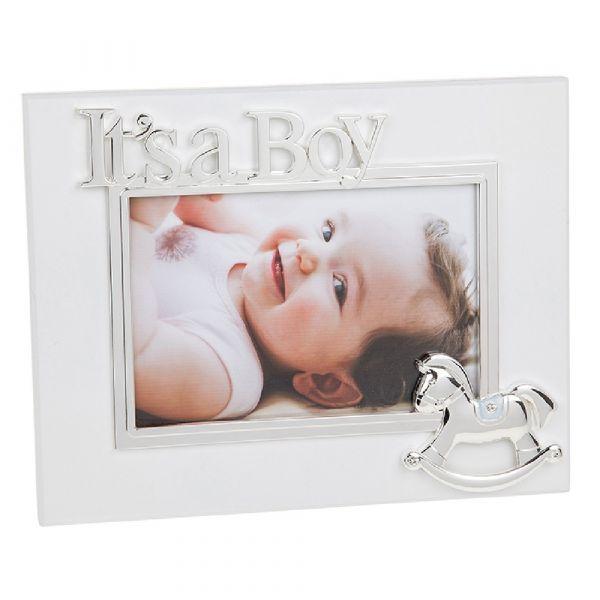 'Its a Boy' Baby Frame