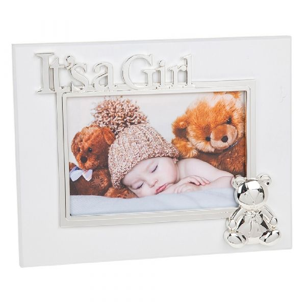 'Its a Girl' Baby Frame