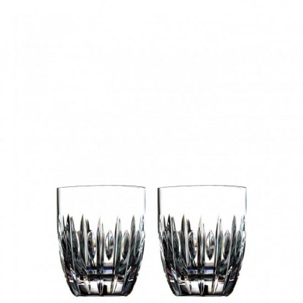 Waterford Crystal Pair Mara Tumblers