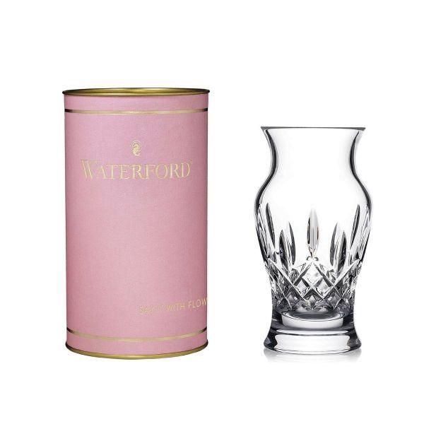 Waterford Crystal Lismore Vase  6