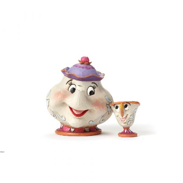 Disney A Mother's Love (Mrs Potts and Chip)