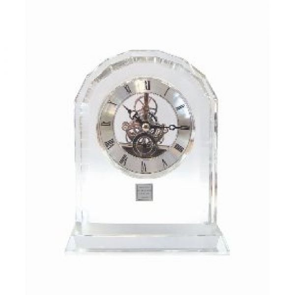 Tipperary Crystal Carriage Clock
