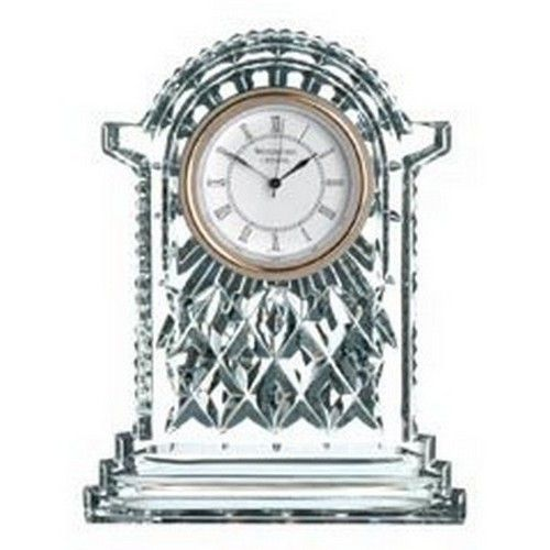 Waterford Crystal Lismore Large Carriage Clock
