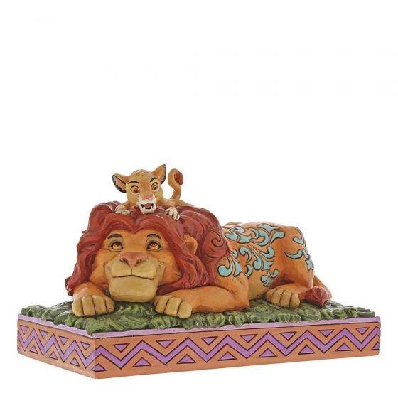 Disney A Father's Pride (Simba & Mufasa Figurine)
