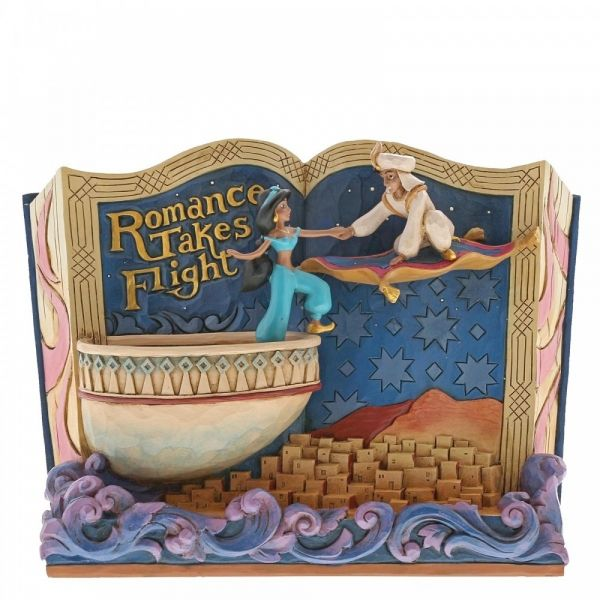 Jim Shore Romance Takes Flight (Storybook Aladdin)