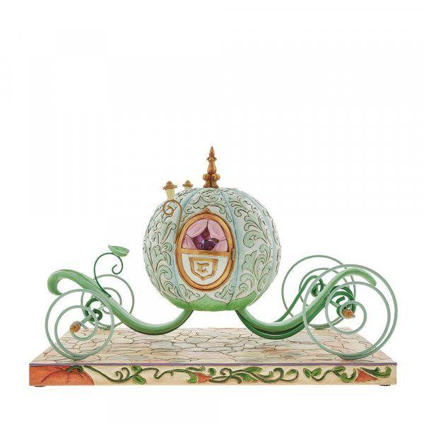 Enchanted Carriage (Cinderella Carriage Figurine)