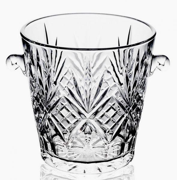 Killarney Crystal Trinity Ice Bucket