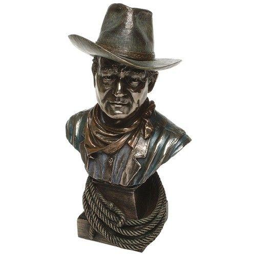 John Wayne Replica Figure