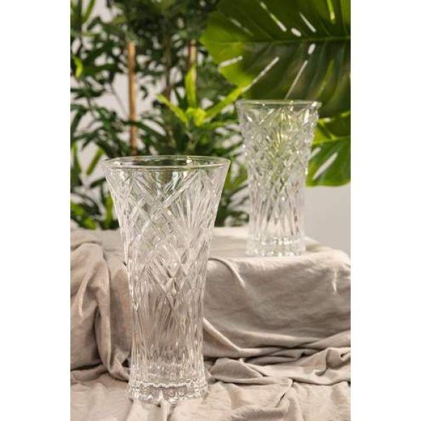 Killarney Crystal Trinity Vase 9