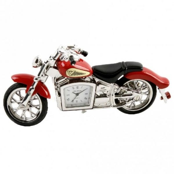 Miniature Clock Motor Bike