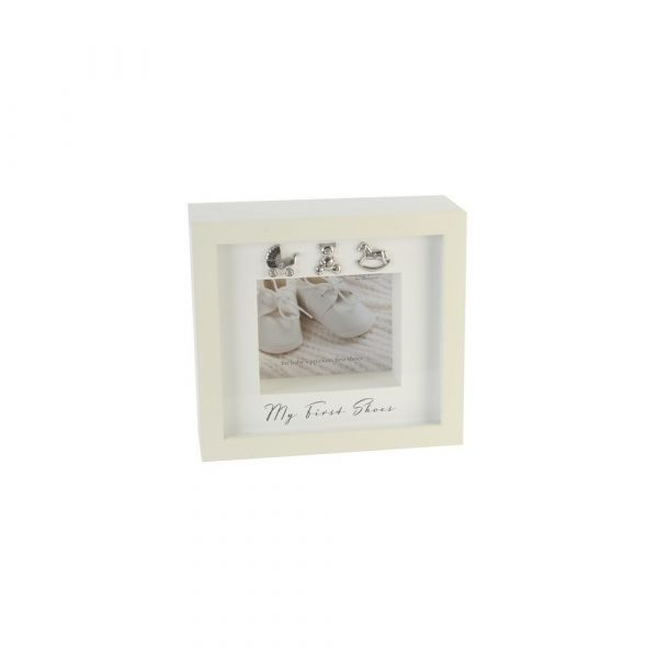 Bambino 'My First Shoes' Keepsake Display Box