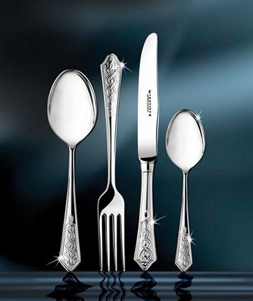 Newbridge Silver Celtic 24 Piece Cutlery Set