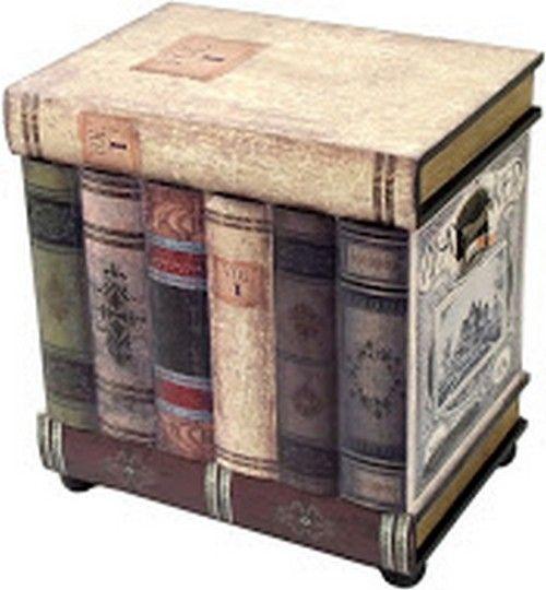 Books Storage Unit