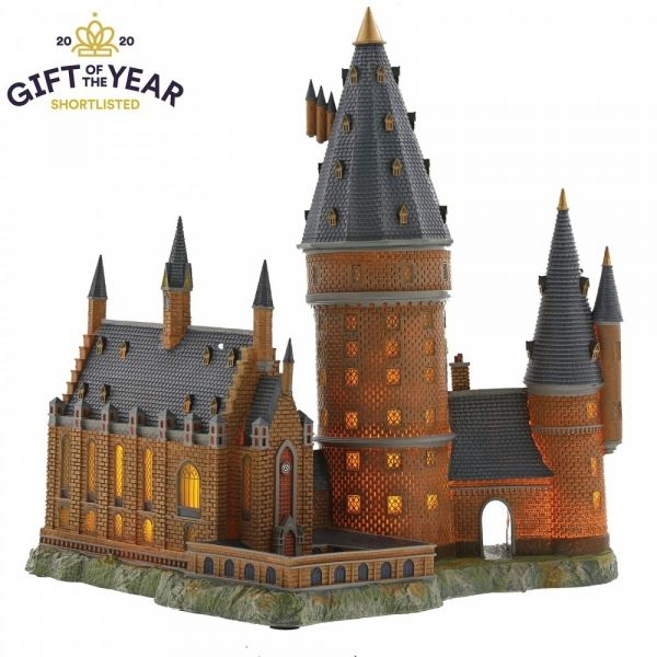 Harry Potter Hogwarts Great Hall & Tower