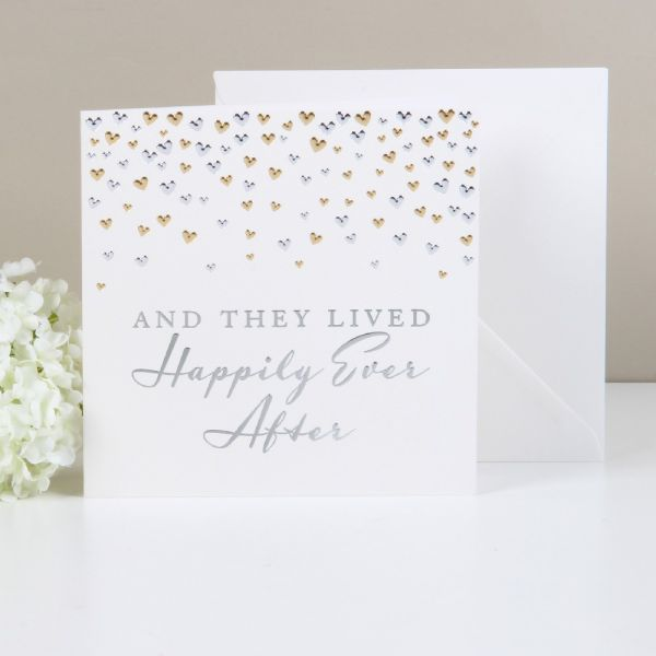 Greeting Cards And They Lived Happily Ever After