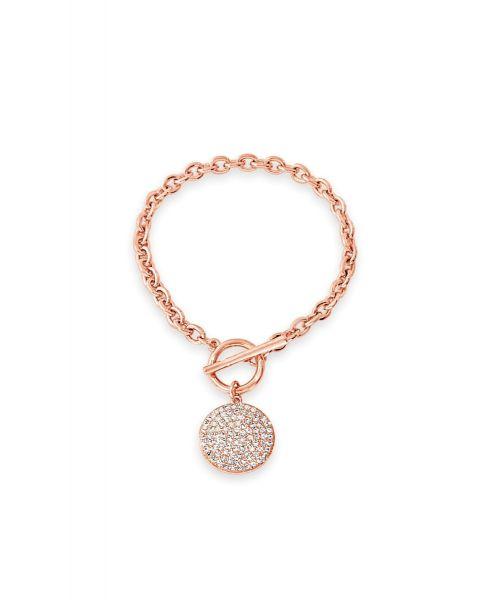 Absolute Jewellery Bracelet Rose Gold