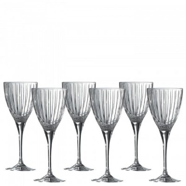 Royal Doulton Linear Wine Glass (Set of 6)