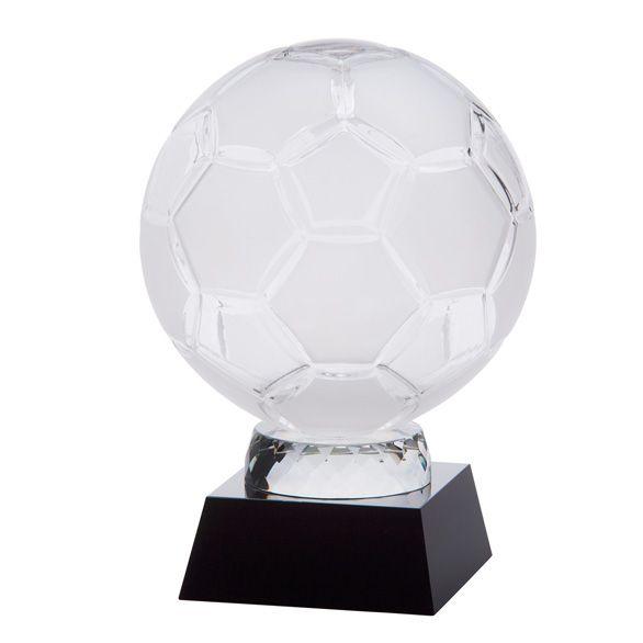 Empire 3D Football Crystal Award 270mm