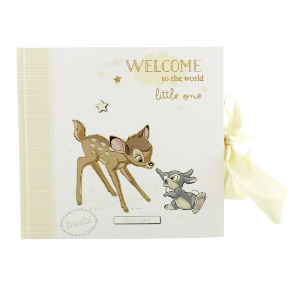 Disney Bambi Photo Album