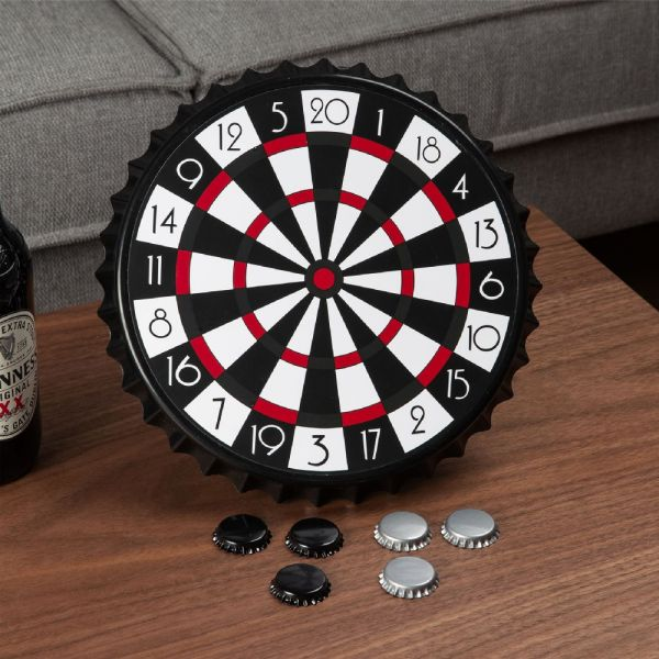 Party Game Magnetic Bottle Cap Darts