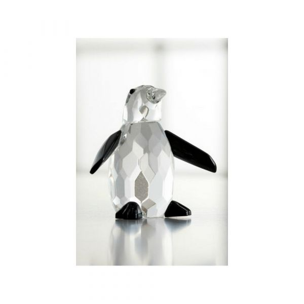 Galway Crystal Penguin