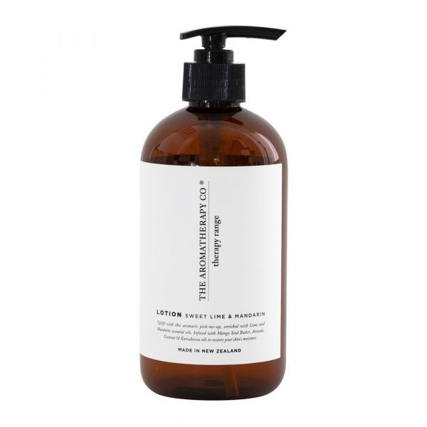 THERAPY HAND & BODY LOTION 500ML - UPLIFT - LIME & MANDARIN