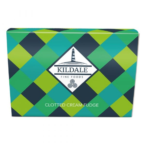 Box Clotted Cream Fudge 150g