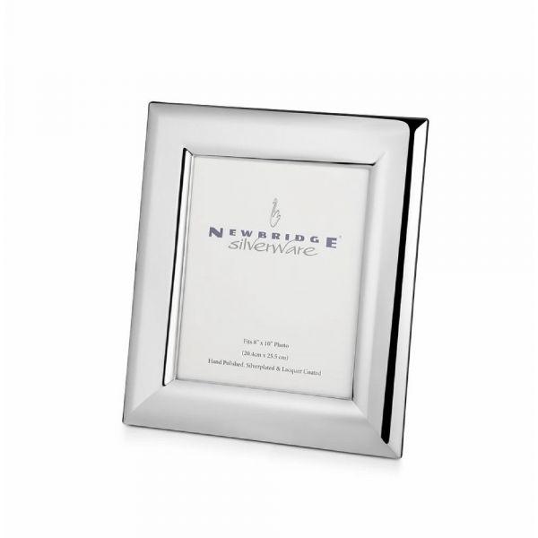 Newbridge Silver Rectangle Photo Frame 8