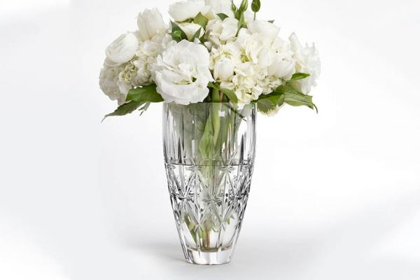 Marquis Sparkle Vase 23cm by Waterford Crystal