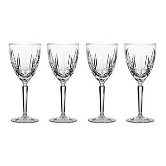 Marquis Sparkle Goblet Set of 4  by Waterford Crystal