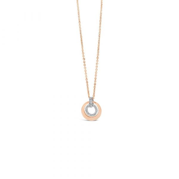 Absolute Jewellery Two Tone Necklace