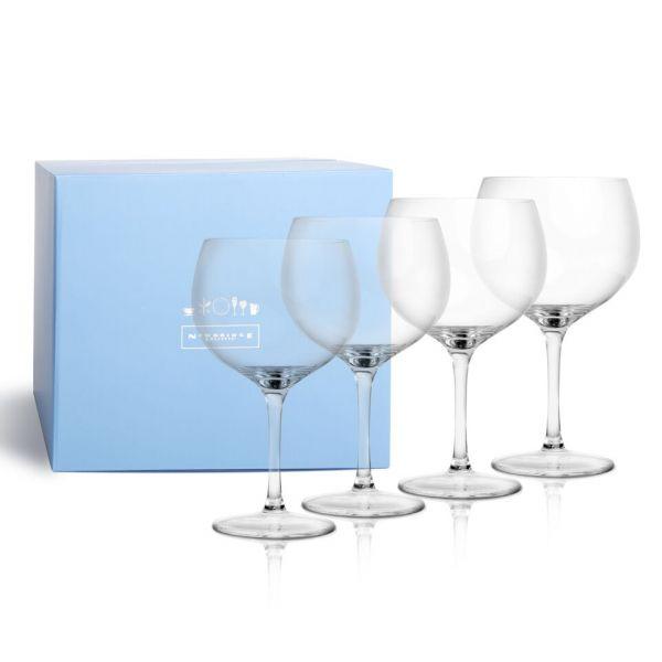 Newbridge Silver Gin Goblets (Set of 4)
