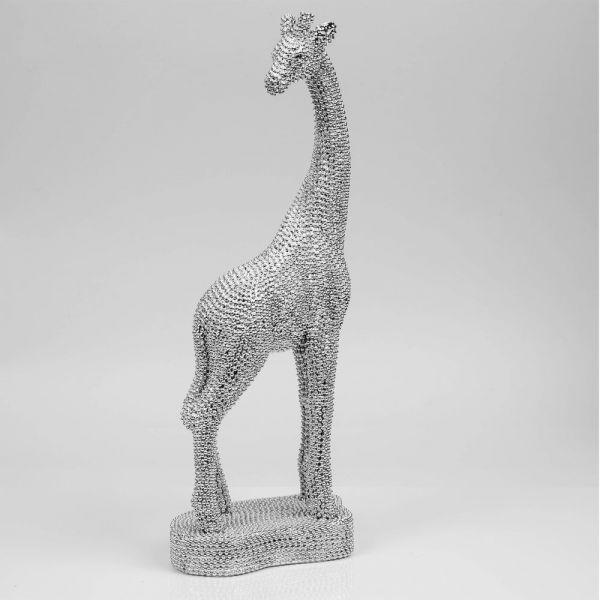 Diamante Giraffe Ornament 30cm