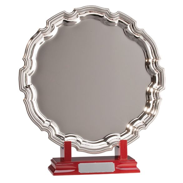 Silver Salver Series 215mm