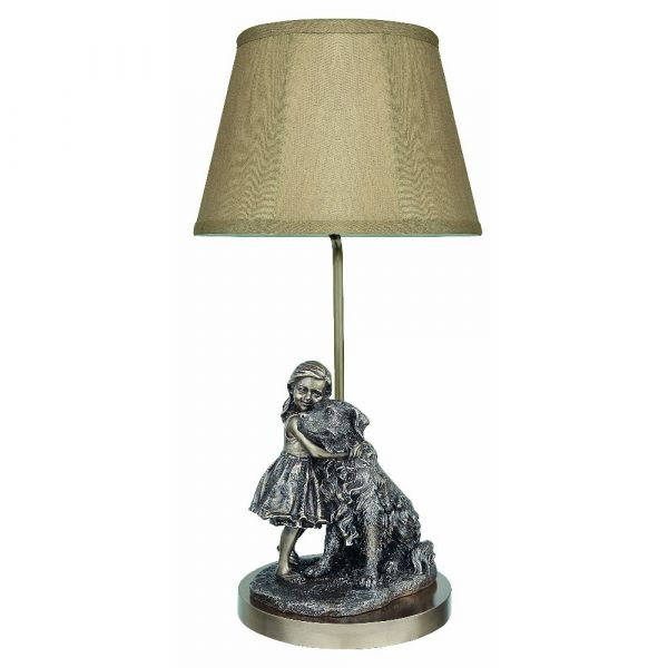 Genesis Puppy Love Lamp