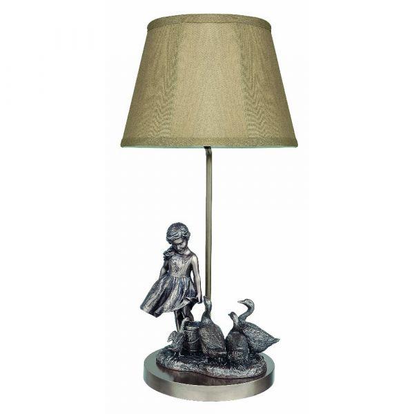 Genesis The Goose Girl Lamp