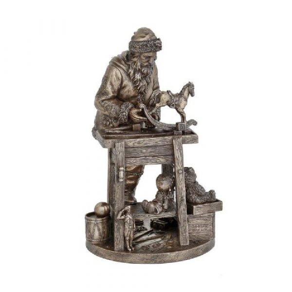 Genesis Santa's Workbench