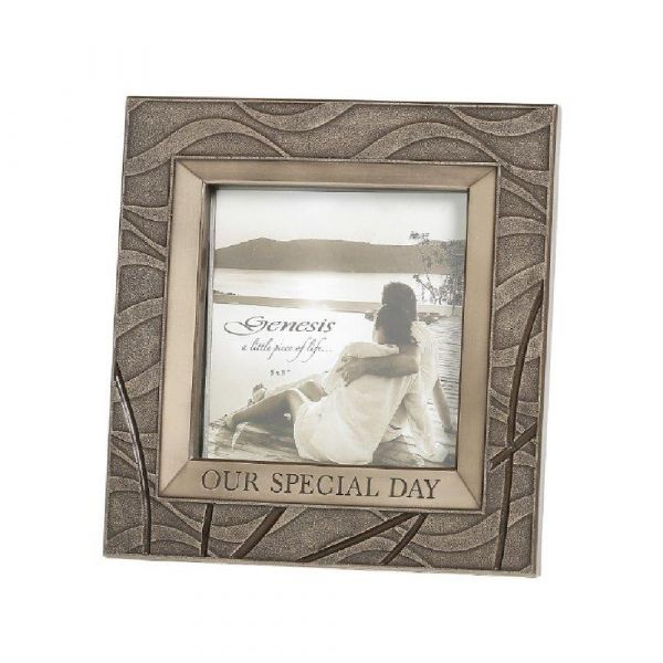 Genesis Our Special Day Frame (5x5)