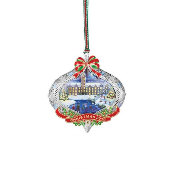 Newbridge Silver Christmas Collectible 2018