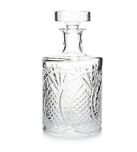 Waterford Crystal Seahorse Decanter